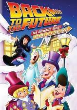 Back to the Future: The Animated Series - Dickens of a Christmas, New DVDs