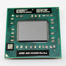 BIG Sale AMD A10-4600M AM4600DEC44HJ 2300MHZ SOCKET FS1 Socket 722pin 2.3Ghz