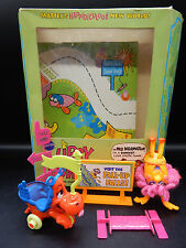 1969 vintage Mattel UPSY DOWNSY Miss Information doll & playset complete in BOX