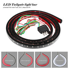 "49"" Car Truck 72LED Tailgate Light Bar Running/Brake/Reverse/Signal Strip Light"