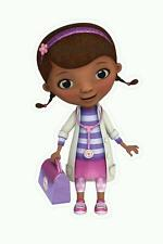 Fathead Disney Doc McStuffins Wall Decals High Definition Sticker Poster