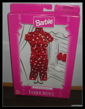 NRFB 1998 MATTEL BARBIE DOLL LINGERIE COLLECTION FASHION AVENUE FASHIONS