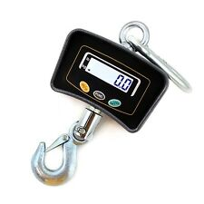 Digital Hanging Scale 500 kg /1100lbs Electronic Portable Industrial Crane