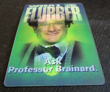 Robin Williams Disney Flubber Lenticular Hologram Promotional Card