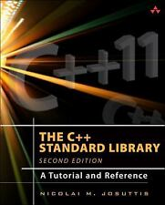 C++ Standard Library The: A Tutorial and Reference 2nd Int'l Edition