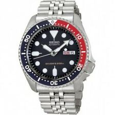 SEIKO SUBMARINER AUTOMATIC SCUBA DIVER'S MEN WATCH SKX009K2 SKX009kd