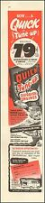 1950s AD QUICK TUNE UP for Sluggish Engines Distributer opportunties (031716)