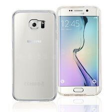 Korean Mercury TPU Case Cover for Samsung Galaxy S6 Edge Plus - Clear