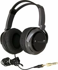 JVC HARX300 Original Extra Bass Stereo/DJ Headphones - Head Set - Head Speakers