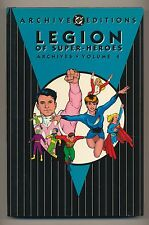Legion of Super-Heroes Archives Volume 4 (1994) Hardcover DC Archive Ed
