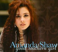 Amanda Shaw, Good Southern Girl, Excellent CD