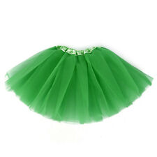 Girls Skirt Ballet Dress Tutu Clothes Costume Dancewear for 3-5 Y Kid