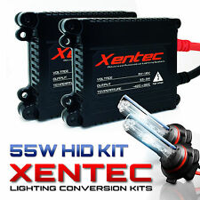 Xentec 55w Xenon HID KIT 9006 10000K Deep BLUE 10K Headlight Conversion 55Watt