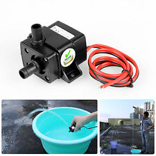 1pcs 240L/H Hmax 3m Submersible Water Pump Aquarium Pond Pool Water Fall