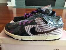 Nike SB Patent Avenger Dunk Purple Deadstock Size 11 (What the Dunk Jedi )