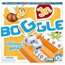 Boggle Junior Game , New, Free Shipping