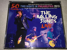 The Rolling Stones - 50 Counting...Two night in Philadelphia Live 4xCD+2DVD MB-8