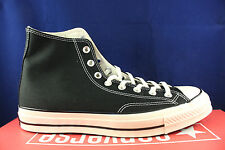 CONVERSE CHUCK TAYLOR ALL STAR HI 70 OX BLACK WHITE CT 1970 FS 142334C SZ 9