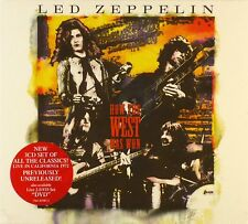 2x CD - Led Zeppelin - How The West Was Won - NEU - #A2904