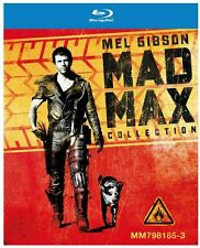 Mad Max Trilogy - 3 Disc Blu-Ray Boxset - OOP - George Miller