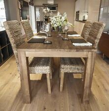 Malimbu 160cm Reclaimed Wooden Table and Chairs