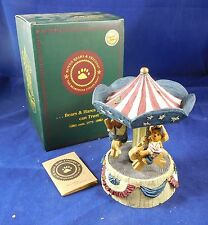#105 Boyds Bears & Friends Music Box - An American Tradition #227810