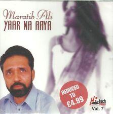 MARATAB ALI - YAAR NA AAYA VOL 7 - BRAND NEW SONGS CD