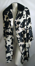 Authentic Dolce & Gabbana   D&G fur  trench coat with fox  size M