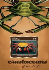 Palau - Crustaceans of the Pacific, Sally Lightfoot,  2011 - 1031 S/S MNH
