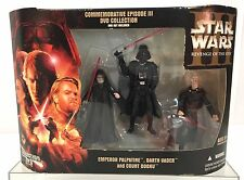 Star Wars Ep III Revenge of the Sith - Sith Lords Commemorative DVD Gift Set MIB