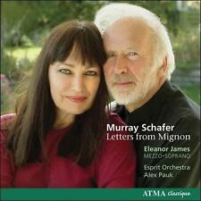 Murray Schafer: Letters from Mignon, New Music