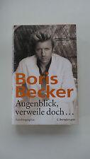 Boris Becker - Augenblick, Verweile Doch .. - Autobiographie