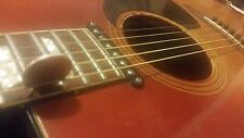 1973 Gibson J160E Guitar- Tons of character!! Great Piece