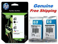 Genuine HP 61 Ink Cartridge Combo Pack for HP 4500 HP 4635 printers