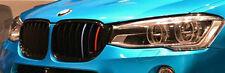 BMW OEM F25 X3 2015-17 F26 X4 EURO Spec Clear Corner LED Headlights Assemblies