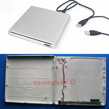 NEW!!! USB External CASE Slot for Apple MacBook Pro Air 9.5mm Sata Superdrive US