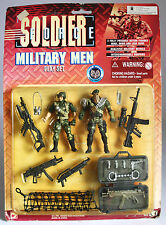 VERY RARE VINTAGE 90'S CHAP MEI SOLDIER FORCE MILITARY MEN PLAY SET NEW MOC !