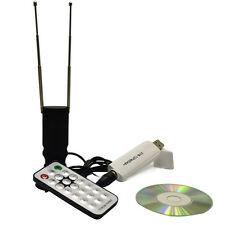Portable USB Digital Dongle DVB-T2/DVB-T+FM+DAB HD TV Stick Tuner Receiver