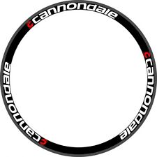CoNNONDALE Decals Road Bike Stickers Reflective Wheelset Rim Decals For 2 WHEELS