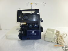 Husqvarna Viking Huskylock 435 Serger Sewing Machine