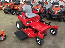 DEMO Country Clipper Zero Turn Mower 23hp V-Twin Engine, Joystick, RRP $8000 New
