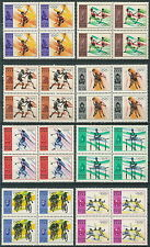 Poland stamps MNH (Mi. 1855-62) Olympic games (4x)