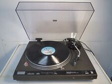 Technics sl-1610 mk2-disque Direct Drive Automatic turntable système