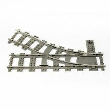 Lego Eisenbahn 9V Train Track Switch Point right rechts Weiche 2859 4531 4512 W6