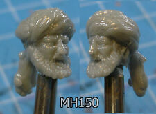 """MH150 Custom Cast Sculpt part Male head cast for use with 3.75"""" action figures"""