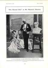 1902 Dramatic Peerage Charles Howson Amy Clelia Lyceum Theatre