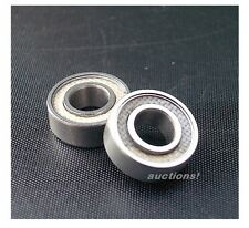 2 BALL BEARING 5x11 x4mm TEFLON SHIELDED TAMIYA REVO 2