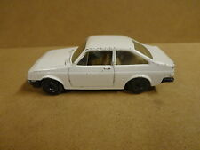 MATCHBOX SUPERFAST N° 9 MADE IN ENGLAND - FORD ESCORT RS2000 WHITE