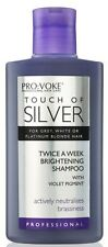 Provoke Touch of Silver Twice a Week Brightening Shampoo 150ml
