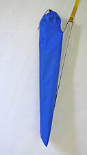 "Worship Flag carry bag with Shoulder Strap - 32"" - blue"